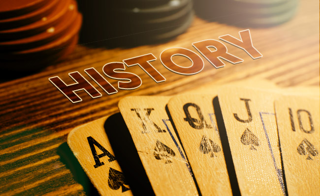 History of BlackJack
