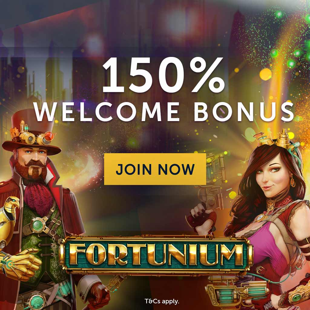 Welcome Bonus Lucky VIP