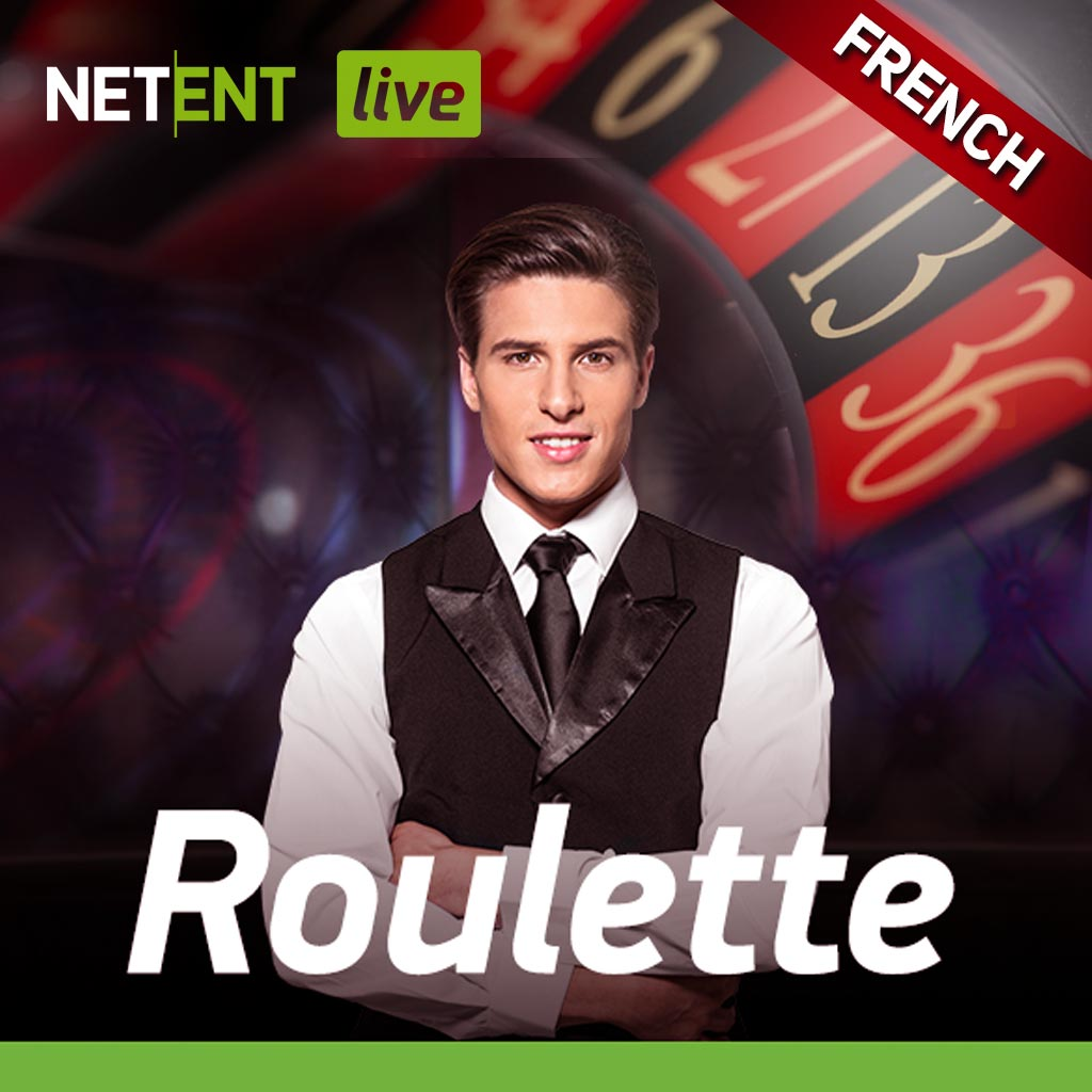Live french roulette NetEnt