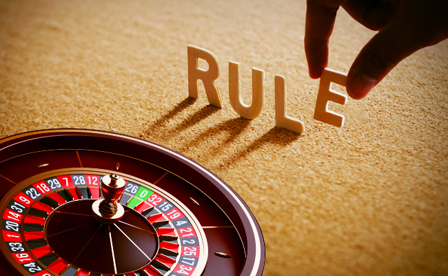 roulette rules, how to play roulette game